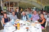 NAZMI GÜNLÜ - Manavgat'ta Yerleşik Yabancılara İftar