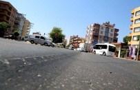 Milas'ın Yolları Sürücüleri İmtihan Ediyor