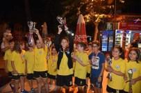 Milas'ta Şampiyonlara Yakışır Kutlama