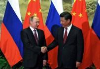 ŞANGAY İŞBİRLİĞİ ÖRGÜTÜ - Putin Çin Devlet Başkanı Jinping İle Görüştü
