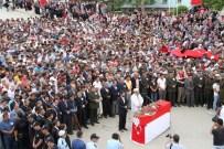 Şehit Uzman Çavuş Harun Koçak Memleketi Yozgat'ta Toprağa Verildi