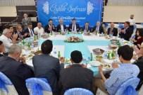 İLYAS ÇAPOĞLU - Türkiye Diyanet Vakfı'ndan İyilik Sofrası İftarı