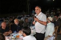 BAĞBAŞı - Yahyalı Belediyesi Fetullah Mahallesi'nde İftar Verdi