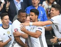 MESUT ÖZİL - Almanya 3-0 Slovakya