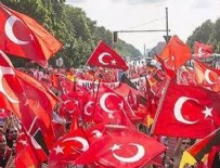 AZINLIKLAR - Almanya'da Türk kökenliler parti kuruyor..