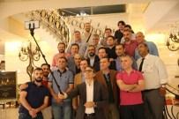 HABERTÜRK GAZETESI - Basın Danışmanları Sahurda Bir Araya Geldi
