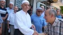 Burhaniye'de Ramazan Umrecilerine Coşkulu Uğurlama