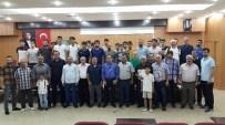 ŞAHIN ÖZER - Büyükşehir Belediyespor'da Barman Güven Tazeledi