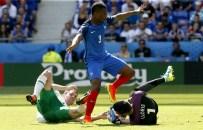 İRLANDA CUMHURIYETI - Ev sahibi Fransa çeyrek finalde