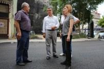 KARAKAMıŞ - 2 Ayda 30 Mahalleye Asfalt Atıldı
