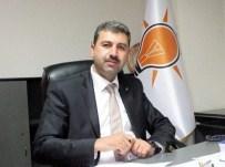 EĞİTİM DÜZEYİ - AK Parti İl Başkanı Abdurrahman Dimez Açıklaması