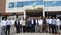 FATIH SOLAK - AK Parti Trabzon İl Başkanı Haydar Revi'den Ardahan Çıkartması