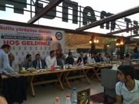 KENDIRLI - AK Parti Vefa İftarında Kurucu Gençlik Kolları Başkanları İle Buluştu