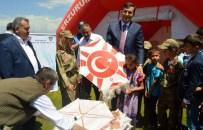 ZAFER ÖZ - Aziziye'de Uçurtma Şenliği Düzenlendi