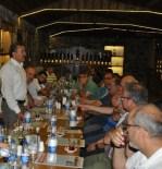 CEVHER DUDAYEV - Başkan Tutal'dan Basın Mensuplarına İftar Yemeği