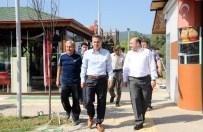 TUNCAY TOPSAKALOĞLU - Bilecik Valisi Süleyman Elban'ın İlçe Ziyaretleri
