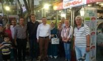 KEMAL DOKUZ - Çanakkale İl Kültür Ve Turizm Müdürlüğü Ailesi İftarda Buluştu
