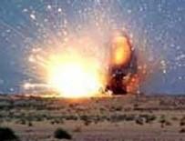 ORMANLı - Çukurca'da patlama : 1 ölü, 1 yaralı