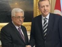 HALİD MEŞAL - Cumhurbaşkanı Erdoğan, Filistin Lideri Abbas'la görüştü
