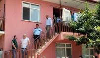 Eşini Öldürüp Kapının Önünde Polis Bekledi