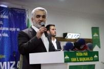 MAVI BONCUK - HÜDA-PAR'dan Türkiye-İsrail İlişkileri Yorumu