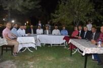 MUSTAFA ELDIVAN - İl Özel İdaresi Genel Sekreterliği İftar Yemeği Düzenledi