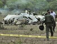 ASKERİ UÇAK - O ülkede askeri uçak düştü: 17 ölü
