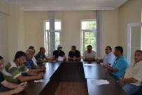 SEBAHATTIN YıLMAZ - Kulu'da Biçerdöver, Taşıma Ve Yolma Ücretleri Toplantısı Yapıldı