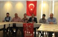 OLGUNLUK - MHP Eskişehir İlçe Teşkilatlarında Toplu İstifa