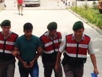 Milas'ta Terör Örgütü Üyesi Yakalandı