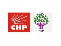 GARO PAYLAN - Özgür Gündem nöbetinde CHP ve HDP kardeşliği