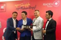 ÇUKURAMBAR - Radev'den Ankara Büyükşehir Belediyesi'ne 'Tarihe Saygı' Ödülü