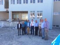 SEYRANI - Sami Dedeoğlu Develi'yi Ziyaret Etti