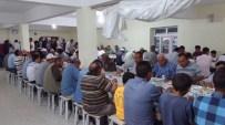 MURAT DURU - Şehit Müsellim Ünal İçin İftar Yemeği Verildi