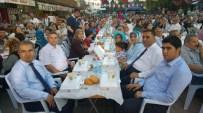 İSMAİL TEPEBAĞLI - Tarsus Ve Çamlıyayla Belediyesi'nden Ortak İftar