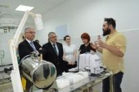 SOKAK KÖPEĞİ - TİKA'dan Tiran'daki Veteriner Kliniğine Ekipman Desteği
