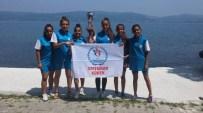 NUH ÇIMENTO - Adıyamanlı Sporcular 1.Etap U19 Deniz Küreği Yarışlarında Türkiye 3'Sü Oldu