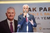 MUSTAFA ATAŞ - AK Parti Teşkilatları Vefa Yemeğinde Buluştu