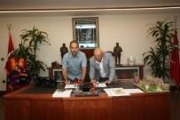 ALİ NASUH MAHRUKİ - Başkan Altınok Öz, AKUT İle Protokol İmzaladı