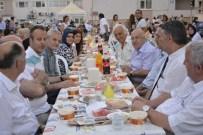 BAYRAMPAŞA DEVLET HASTANESİ - Bayrampaşa'da Bereket Sofrası