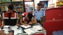 Burhaniye Belediyesi Zabıtası Sezonluk İş Yerlerini Denetledi