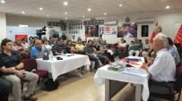 Burhaniye'de Akova'dan Basın Açıklaması
