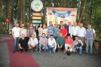 HALİL İBRAHİM BALCI - Gazeteciler İftarda Buluştu