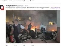 HÜRRIYET GAZETESI - Hürriyet'ten Brüksel fotoğrafı