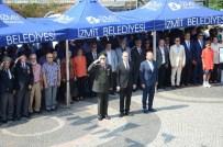 ERSIN EMIROĞLU - İzmit'in 95. Kurtuluş Yıl Dönümü Törenle Kutlandı