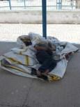 Kağıt Toplayıcısı Pazar Yerinde Ölü Bulundu
