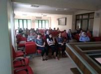 ÇALIŞAN KADIN - Ketem Bilgilendirme Toplantılarına Devam Ediyor