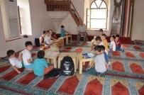 ALI ERDOĞAN - Kula'da Yaz Kur'an Kursları Başladı