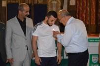 MAXIM - Milli Güreşçi İznikli Enes Uslu Avrupa İkincisi Oldu