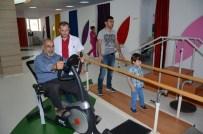 KISMİ FELÇ - Nazilli'de Fizik Tedavi Merkezi Açıldı